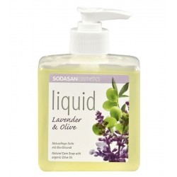 Delikatne 100% naturalne mydło LAWENDOWO-CYTRUSOWE