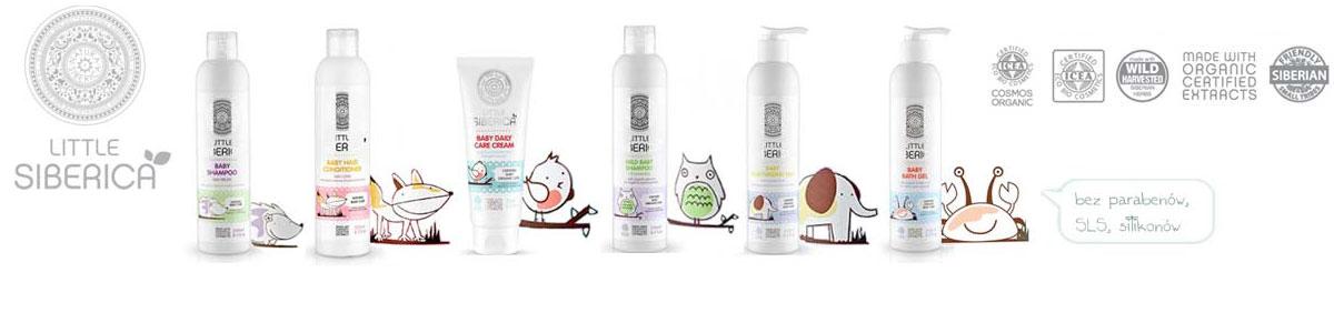 Naturalne i ekologiczne kosmetyki dla dzieci Natura Siberica